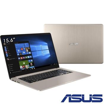 ASUS S410UN-0031A8250U 冰柱金 i5-8250U /4GB*1 DDR4 2133 (Max. 12G)/1TB+1(S410UN-0031A8250U 冰柱金)