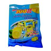 《一百份》QQ軟糖200G/袋(檸檬味)