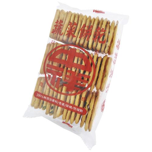 中祥 蔬菜餅乾(160g/包)