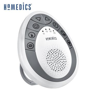 美國 HOMEDICS mini攜帶式除噪助眠機SS-1200(白灰)