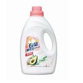 《白蘭》白蘭植萃皂超濃縮洗衣精-2KG(柔軟親膚)