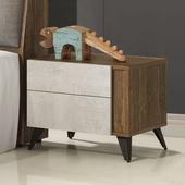 《Homelike》格林床頭櫃