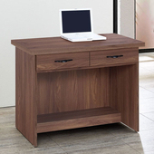 《Homelike》尚恩3尺二抽書桌