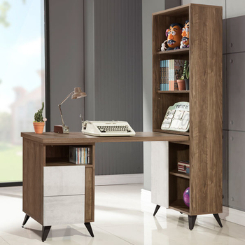 《Homelike》格林5尺桌櫃組