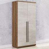《Homelike》格林2.7尺雙吊衣櫃