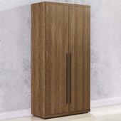 《Homelike》格林2.7尺單吊衣櫃