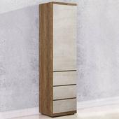 《Homelike》格林1.5尺三抽衣櫃
