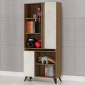 《Homelike》格林2.7尺書櫃