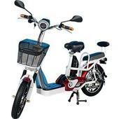《勝一》勝一EV-16S鋰電池電動輔助自行車(紅色)