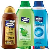 《義大利MILMIL》控油去屑洗護髮專用超值3入組(青蘋果洗髮+去屑洗髮+摩洛哥護髮)