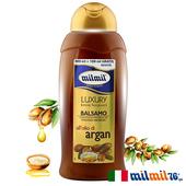 《義大利MILMIL》摩洛哥堅果油精粹潤髮乳(500ml)