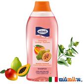 《義大利MILMIL》荷荷巴油強健豐盈洗髮精(纖細適用)(750ml)買就送歐美植萃香氛皂(隨機出貨)