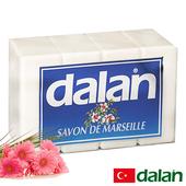 《土耳其dalan》原味經典馬賽皂(180gX4)買就送歐美香氛皂一入(隨機出貨)