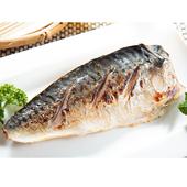 《鮮綠生活》挪威薄鹽鯖魚~超優惠特價組:整箱22片毛重170~200G/包 $999