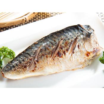 《鮮綠生活》挪威薄鹽鯖魚~超優惠特價組:整箱22片(毛重170~200G/包)