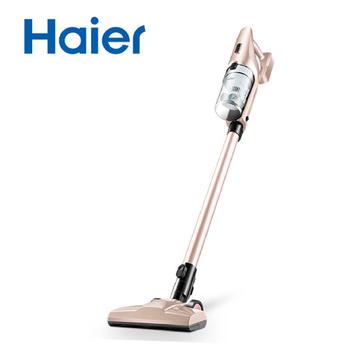 Haier海爾 無線手持吸塵器 HZB1205(R桃紅/G金色/M馬卡龍綠)