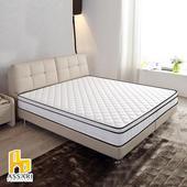 《ASSARI》ASSARI-3M防潑水蜂巢式三線獨立筒床墊雙人5尺 $3221
