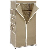 《台灣製》魔力小衣櫥-附布套(70x50x150公分)