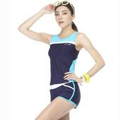 《BICH LOAN》泡湯兩件式泳裝-附泳帽13007210(S)下單即贈襪子2雙,同訂單滿800再送冰涼巾