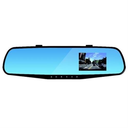 《IS愛思》RV-01 防眩光後視鏡行車紀錄器