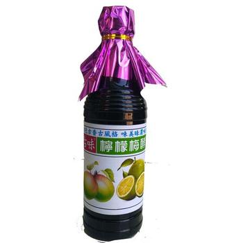 限時買1送1~古味 檸檬梅酵素(600g/瓶)(X1瓶)