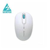 《WINTEK》無線滑鼠 1200 平價王(白色)