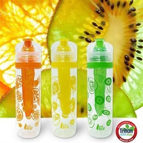 GENKI BEAR 純鮮活力瓶700ml(橘/黃/綠隨機出貨)