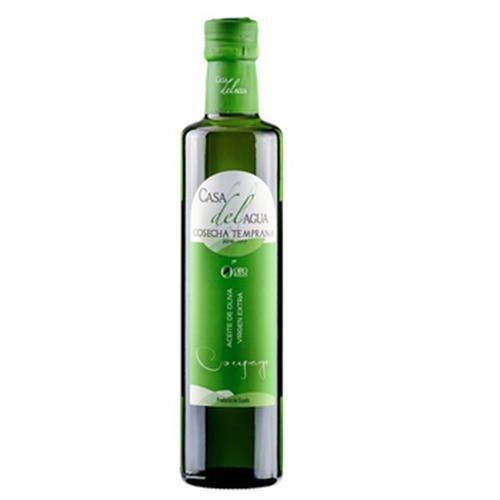 《皇嘉》頂級冷壓初榨橄欖油(500ml/瓶)