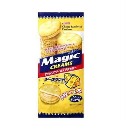 即期2018.07 magic creams 夾心餅乾(起司 150g/包)