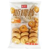 《盛香珍》斯娜普蛋奶酥(130g/包)