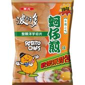 《波的多》洋芋片派對包-150g/包(蚵仔煎辣味)
