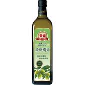 《泰山》健康好理由100%橄欖油(1000ml/瓶)