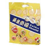 《掬水軒》黃金奇福量販包-胚芽口味(320g/包)