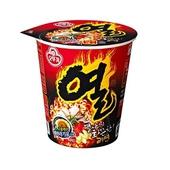 《韓國不倒翁》辛辣杯麵(62g/杯)