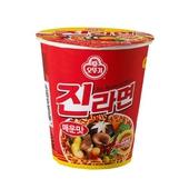 《韓國不倒翁》金拉麵-辛辣(65g/杯)