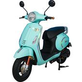 《錡明》EGC電動自行車(綠色)