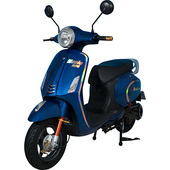《錡明》EGC電動自行車-鋰電版(藍色)