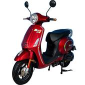 《錡明》EGC電動自行車-鋰電版(紅色)