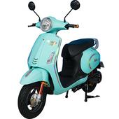 《錡明》EGC電動自行車-鋰電版(綠色)