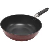 《樂扣》彩色好潔輕鬆煮 炒鍋 28cm