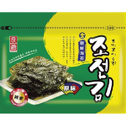 良澔 金朝鮮海苔-精選原味(36g/包)
