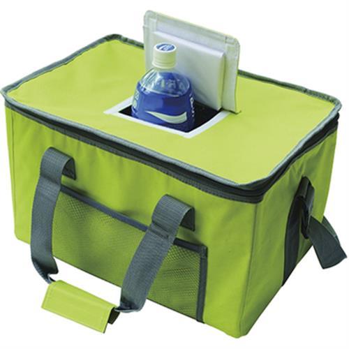 《妙管家》便利開保冷袋22L(綠)