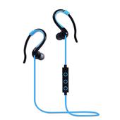 《YANGYI揚邑》YS008運動立體聲耳掛入耳式IPX4級防潑水藍牙耳機(藍色)