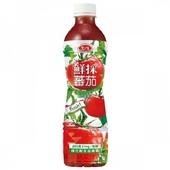 《愛之味》鮮採蕃茄汁(530mlx4瓶/組)