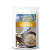 《樸優樂活》蕎麥/黑芝麻/糙米/胚芽/米糠麩 醇香養生粉-無糖(400g/包)-嚴選綠色保育糙米(*1件組)