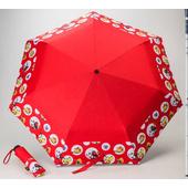 《迪士尼》正版授權 4款雨傘(可選色)(派對時光(紅))