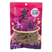 《原味巡禮》老滷豆干-100g/包(蒜茸豆絲)