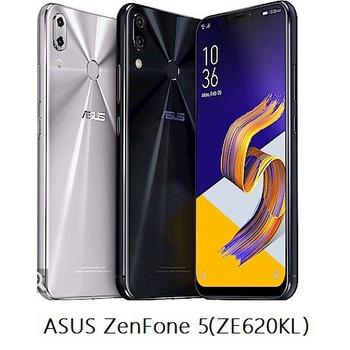 ASUS ZenFone 5 6.2 吋全螢幕AI智慧雙鏡頭手機 (ZE620KL 4G/64G)(深海藍)