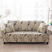 《歐卓拉》蘆葦之戀彈性沙發套(3人座)