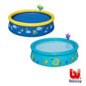 《艾可兒》Bestway。兒童戲水泳池-蜜蜂/海星